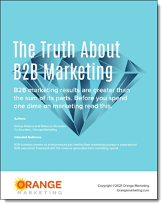 Ebook - The Truth About B2B Marketing