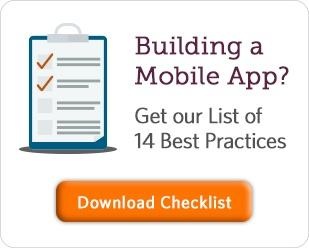 Mobile Application Checklist