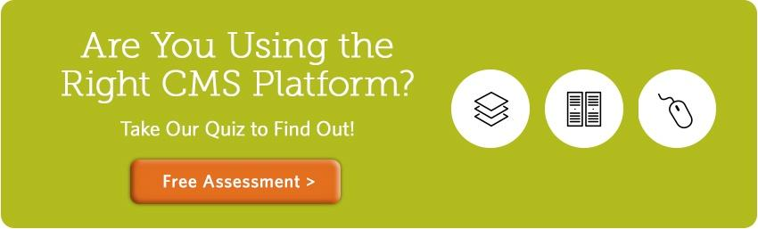 CMS Platform Quiz