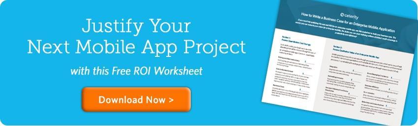Mobile App Business Case