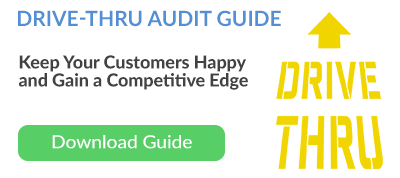 Drive-Thru Audit Guide