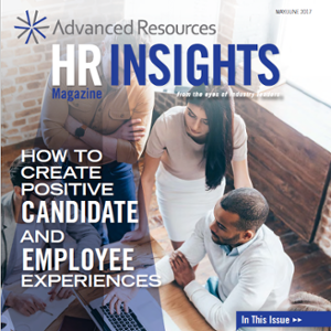 HR Insights | Advanced Resources | May June 2017