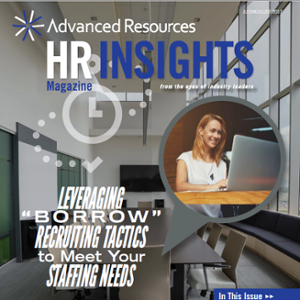HR Insights | Advanced Resources | July August 2017