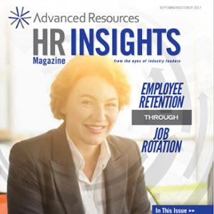 HR Insights | Advanced Resources | September October 2017