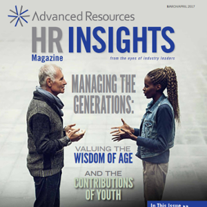 HR Insights | Advanced Resources | March April 2017