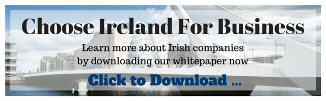 Choose Ireland For Business - Whitepaper