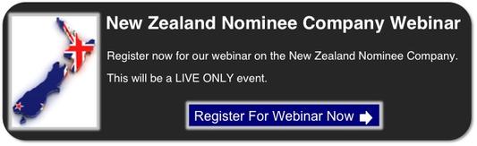 New Zealand Nominee Company Webinar