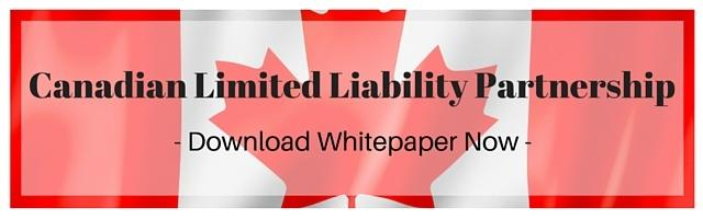 Canada Limited Liability Partnership Whitepaper