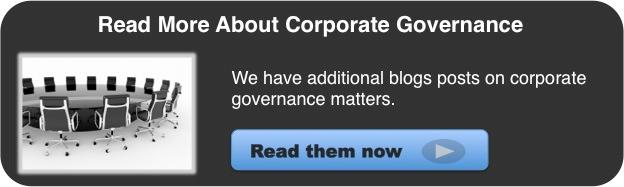 Corporate Governance Blog Posts