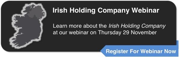 Irish Holding Company Webinar