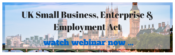 UK Small Business, Enterprise & Employment Act