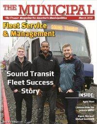 Sount Transit Fleet Success Story from The Municipal Magazine