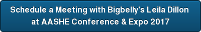 Schedule a Meeting with Bigbelly's Leila Dillon  at AASHE Conference & Expo 2017