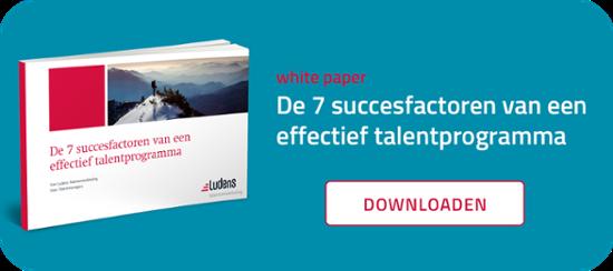 White paper talentprogramma