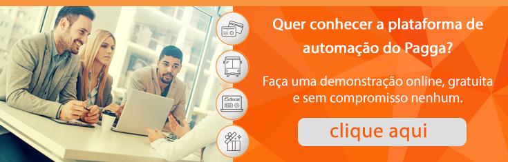 Quer conhecer a plataforma de automação do Pagga?