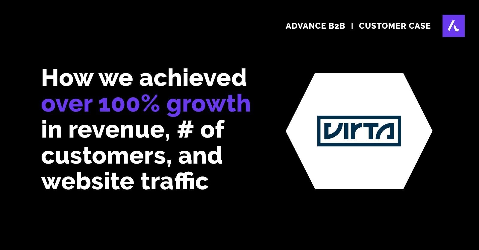Virta Growth Marketing customer case