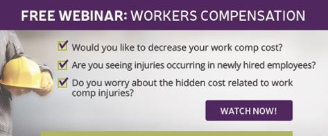 Workers Compensation Webinar: Recapturing Hidden Costs