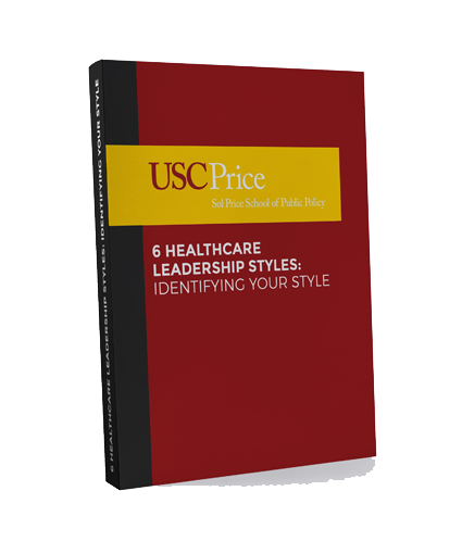 discover your healthcare leadership style