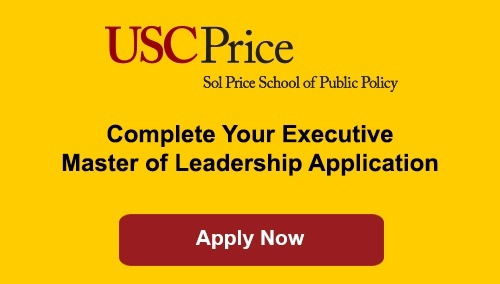 Complete your Executive Master of Leadership Application.
