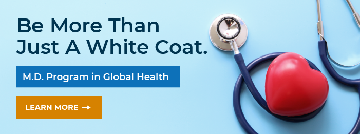Be More Than Just a White Coat - Learn More