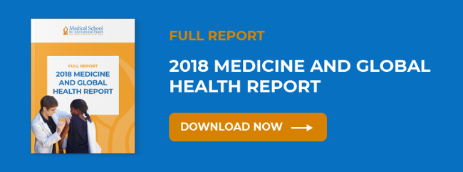 2018 Medicine and Global Health Report