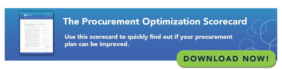 Procurement Optimization