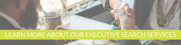 healthcare recruiter executive search