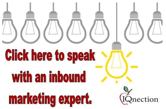 Click here to speak with an inbound marketing expert.