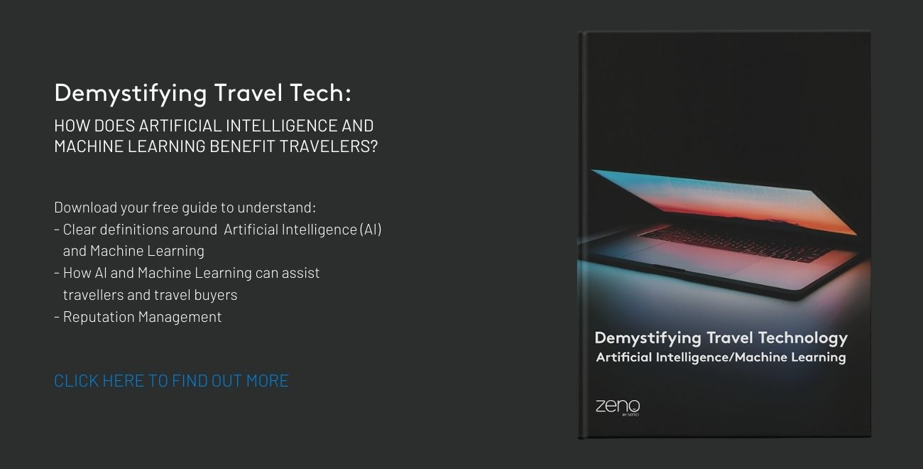 How Does Artificial Intelligence and Machine Learning Benefit Travelers