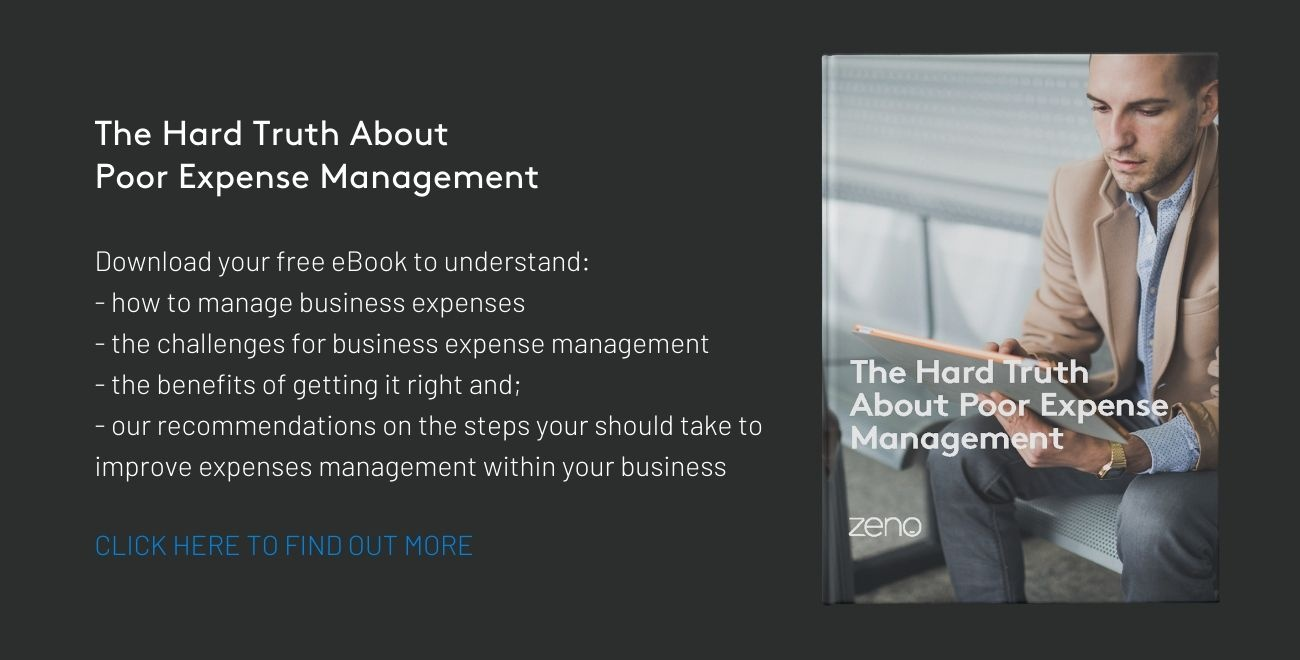 poor expense management ebook
