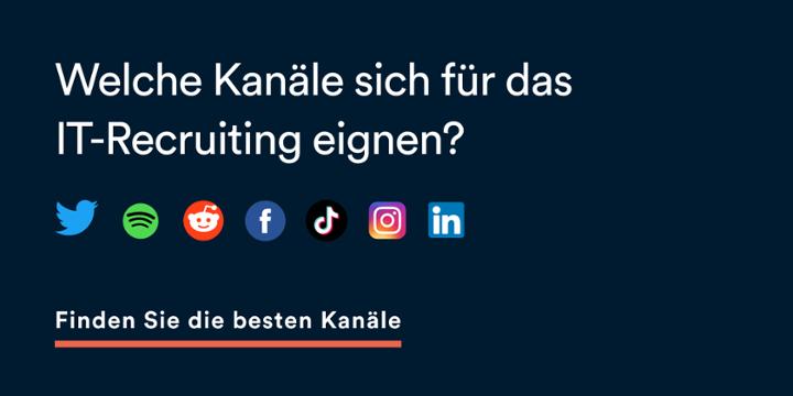 IT-Recruiting Kanäle 02