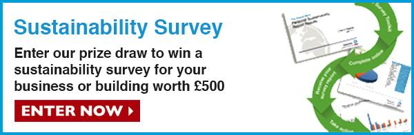 Enter our sustainability survey