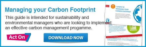 eBook: Managing your Carbon Footprint