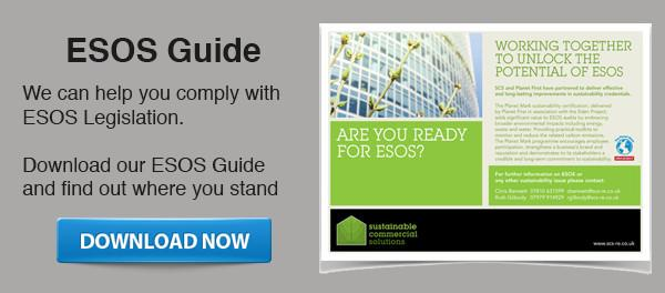 Click to download The Guide to ESOS Legislation