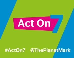 Take a look at our Act on 7 Campaign