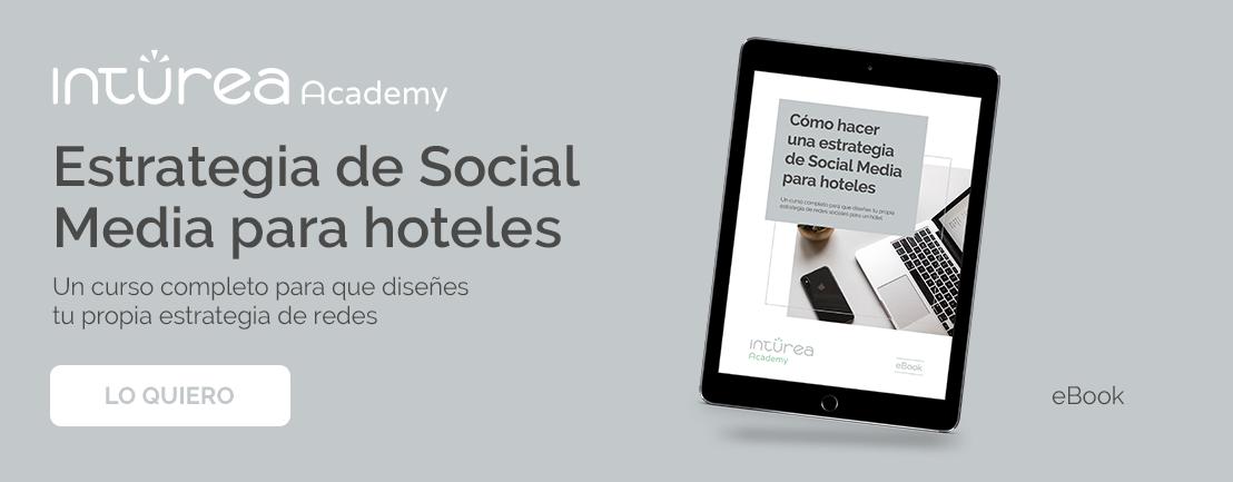Curso de Estrategia de Social Media para hoteles