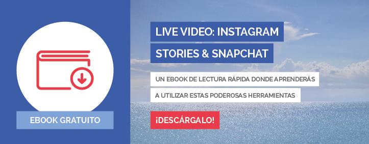 Live Video: Instagram Stories & Snapchat