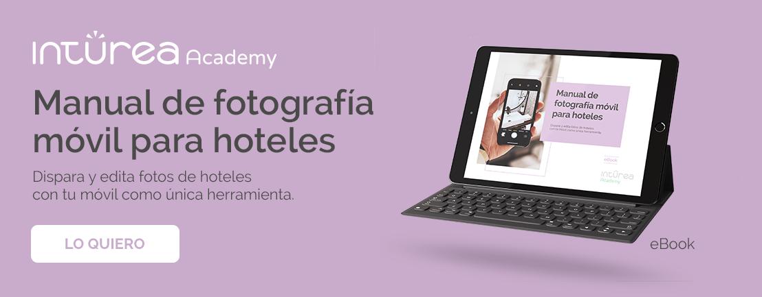 Manual de Fotografía movil para hoteles