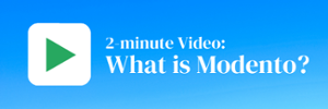 Watch a 2-minute video: What is Modento?