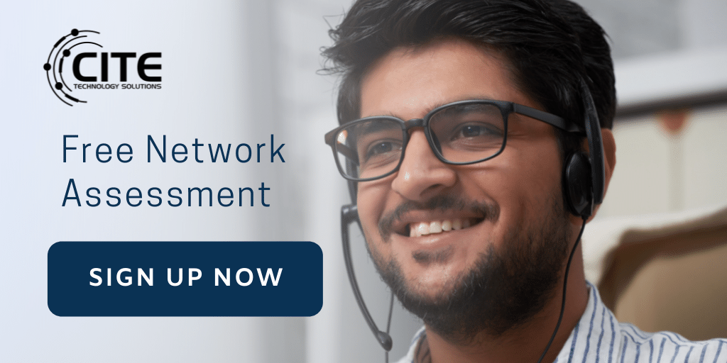 Free Network Assessment | Cite Tech
