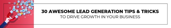 Download our FREE Lead Generation eBook!