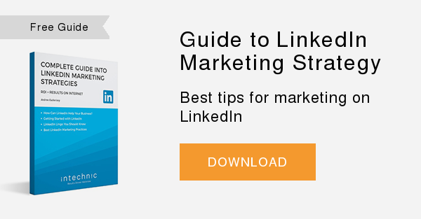 Free Guide   Guide to LinkedIn Marketing Strategy   Best tips for marketing on LinkedIn  DOWNLOAD