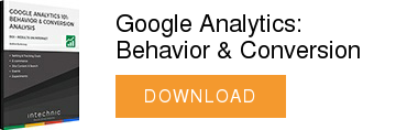 how to read google analytics behavior flow