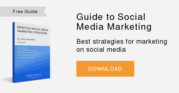 Free Guide   Guide to Social Media Marketing  Best strategies for marketing on social media  DOWNLOAD