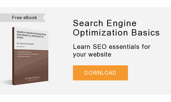 Free eBook   Search Engine Optimization Basics  Learn SEO essentials for your website  DOWNLOAD