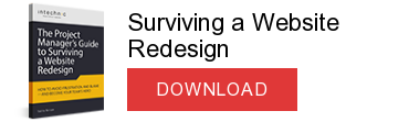 Surviving a Website Redesign  DOWNLOAD