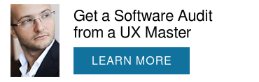 Have a UX Master Review Your Software  IMPROVE UX