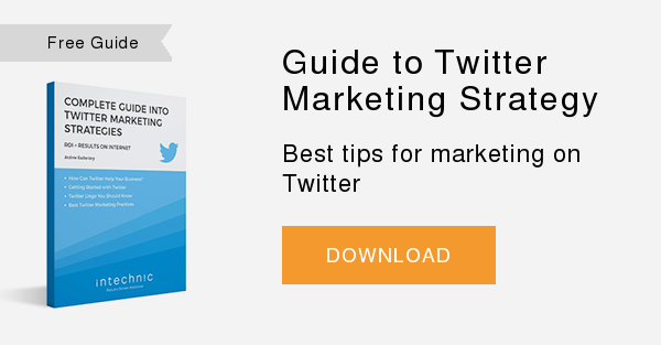 Free Whitepaper   Guide to Twitter Marketing Strategy   Best tips for marketing on Twitter  DOWNLOAD