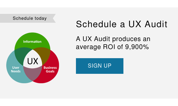 Free UX Session   Improve Your Software's UX  Schedule a complimentary UX review to fix your software's usability issues  IMPROVE UX