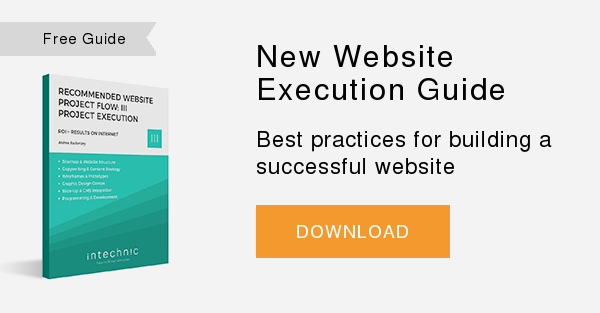 Free Whitepaper   New Website Execution Guide  Best practices for building a successful website  DOWNLOAD